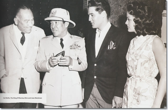 Image result for elvis and Kusno Soekarno