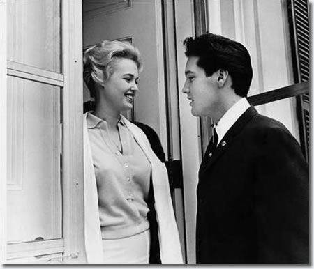 Elvis and Ann Ellington (Buford's daughter)
