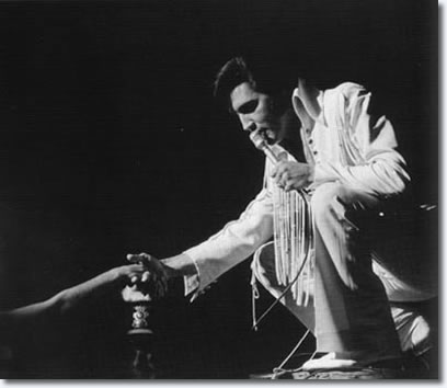 Elvis Presley Memorial Coliseum, Portland, Oregon - November 11, 1970