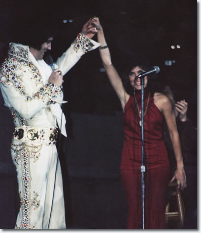 Elvis Presley Live On Stage in Memphis March 16, 1974
