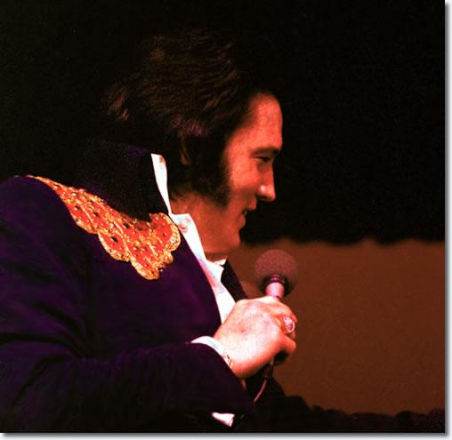 Elvis Presley : Las Vegas : March 30, 1975