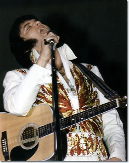 Elvis Presley University Of Dayton, Dayton, Oh October 26, 1976