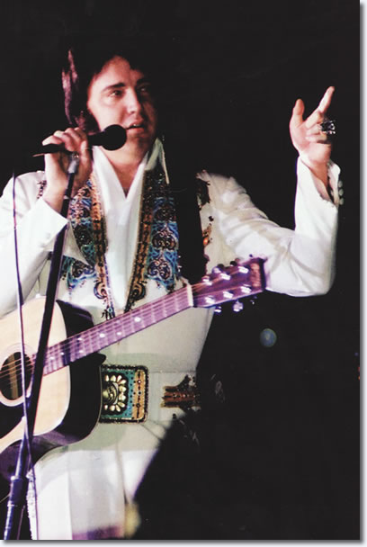 Elvis Presley: Ann Arbor Michigon: April 25, 1977