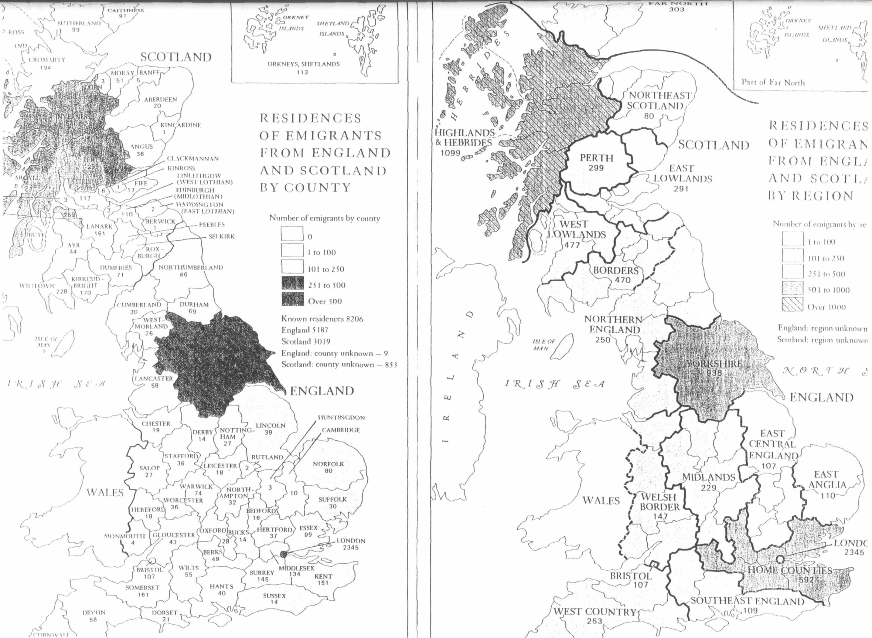 Scottish Research Mapping To Us Reference 8 Elwald