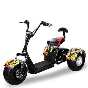 электробайк купить, трицикл купить