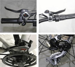 Електровелосипед ElWinn EMB-123