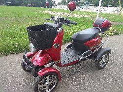 Четырехколесный скутер купить в Украине Elwinn ES-135