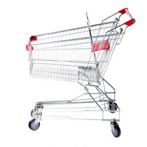 Візок для супермаркету AS-80