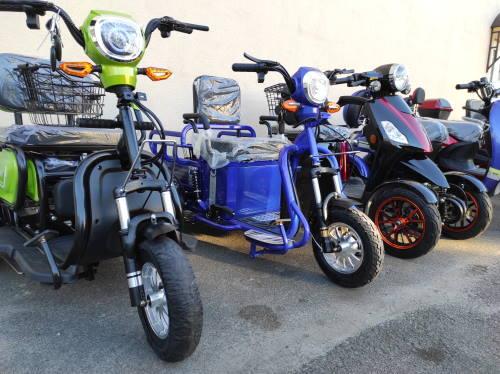 Трицикл или мотоцикл - Что лучше