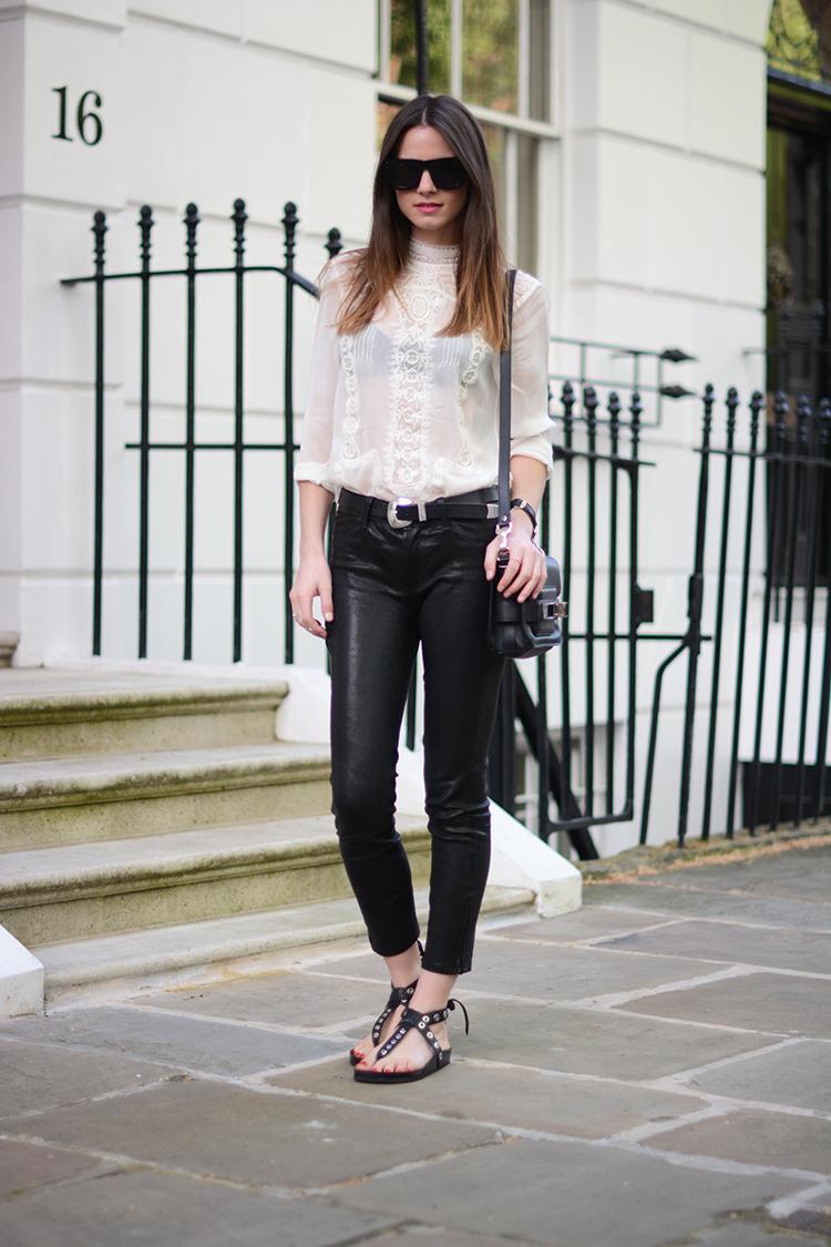 zina-charkoplia-fashionvibe-sandals-lace-top-leather-pants-jbrand-london1