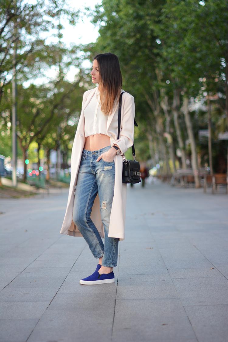 sandro-sneakers-zina-charkoplia-pepe-jeans-fashion-blogger-proenza-svhouler-bag-gina-tricot-coat