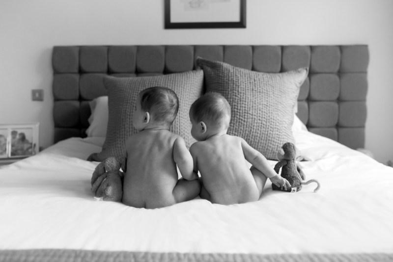 twin shoot 6 months