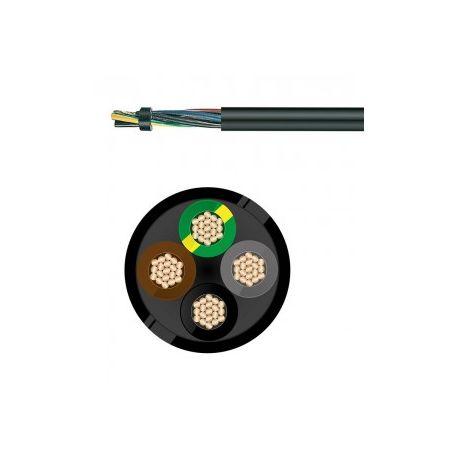 cable electrique souple ho7rn f 4g6 mm au metre