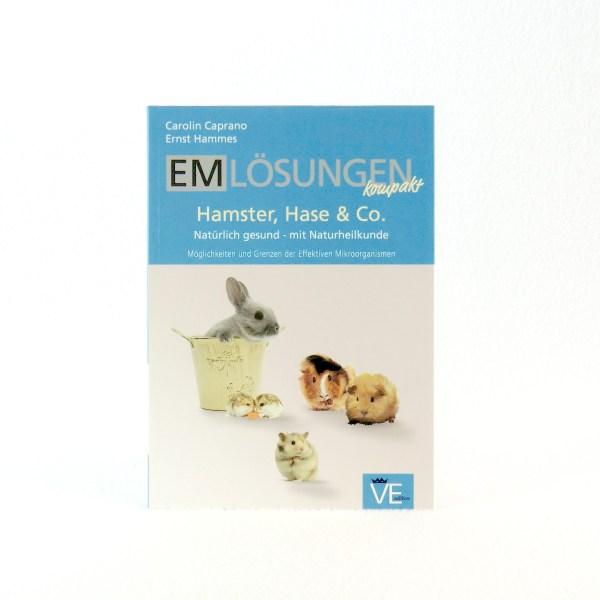 Produktbild EM Lösungen Hamster, Hase & Co