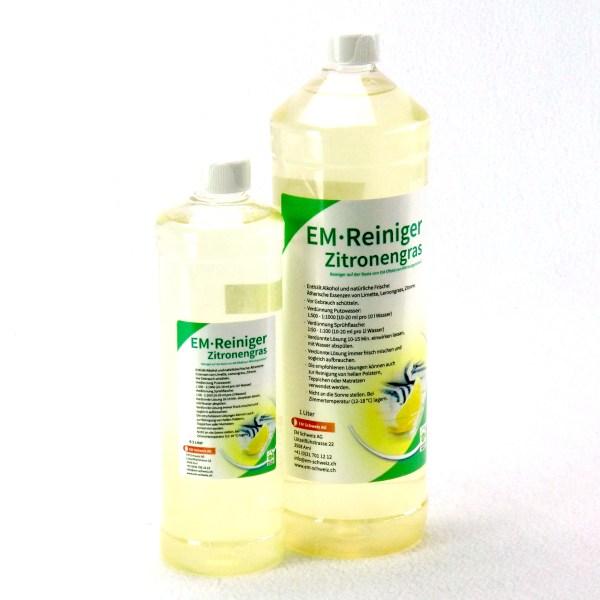 Produktbild Zitronengras Reiniger Gruppe