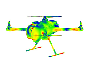uav-antenna-siting-simulation-model-side-view