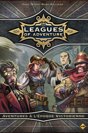 Leagues of adventures