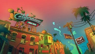 Californium couleurs