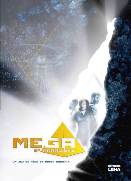 Couverture de Mega 5