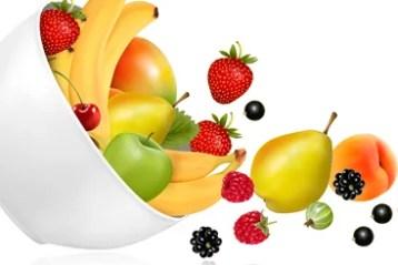 Frutas e seus nutrientes