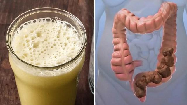suco para desintoxicar o intestino e emagrecer