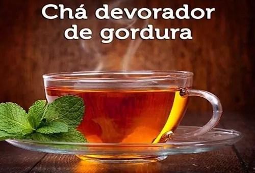Novo chá barriga sarada esta fazendo maior sucesso