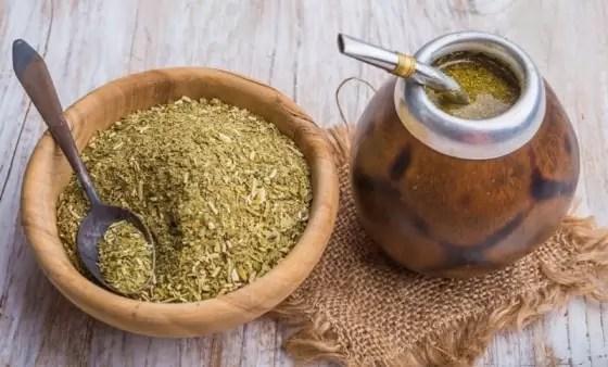 Chá para diabetes - Chá mate
