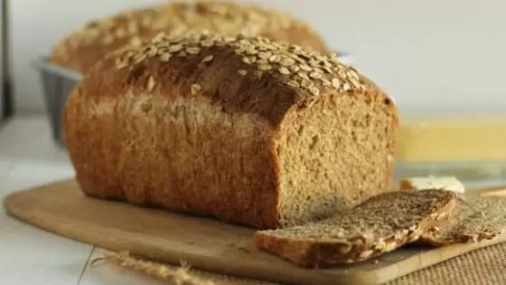 Receitas para Diabéticos para o Café da Manhã Pão Integral