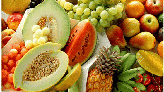 Frutas para diabéticos que devem ser evitadas.