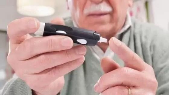 Sintomas da diabetes tipo 2 na meia-idade ou em idade avançada