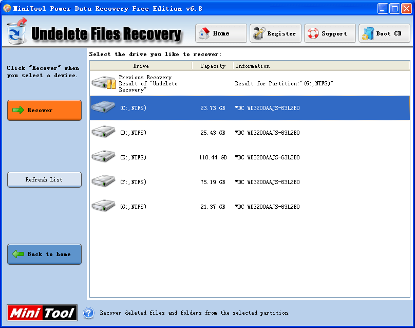 Outlook email recovery software1