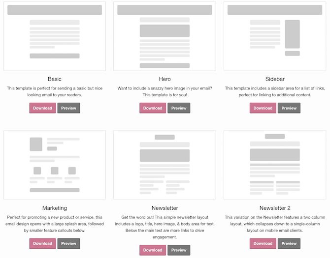 But far too often, sales professionals focus solely on. 1000 Free Newsletter Templates That Look Great On Mobile