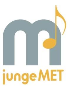 """Logo """"Die junge MET"""" Stadttheater Fürth und Emanuel Wöhrl Stiftung"""