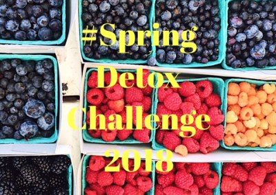 #SPRINGDETOXCHALLENGE2018 LE REGOLE / THE RULES