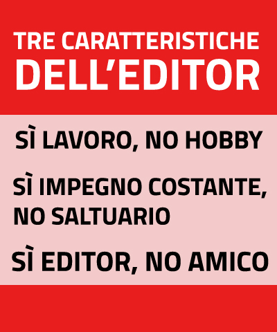 editor caratteristiche