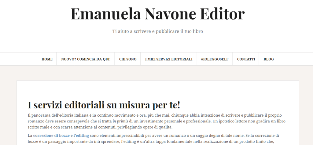 differenza tra sito e blog