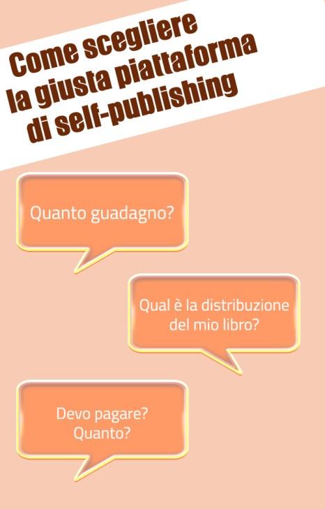 piattaforma self-publishing