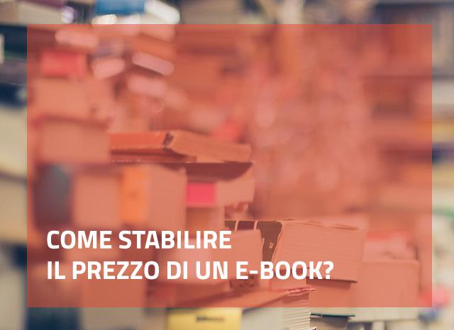 prezzo di un e-book