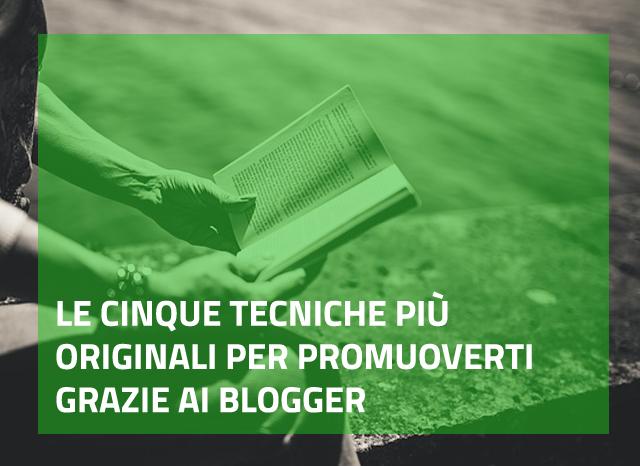 promuovere il tuo libro grazie ai blogger