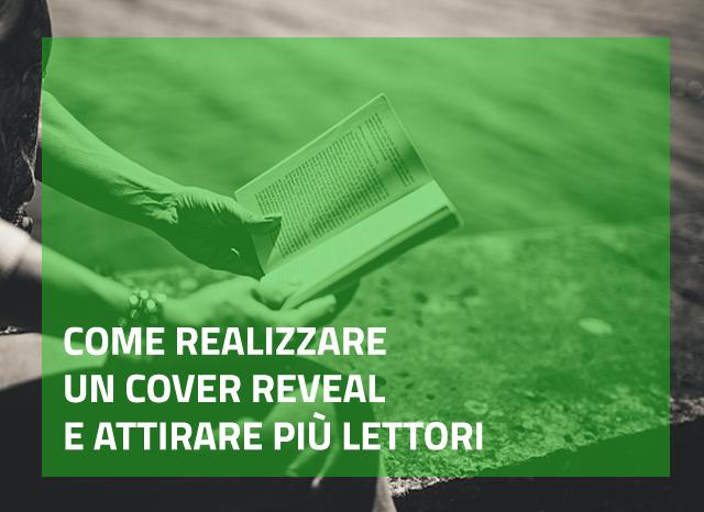 Promuovi il tuo libro con il cover reveal