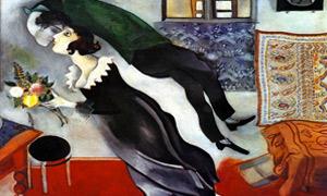 chagall: libertà interiore