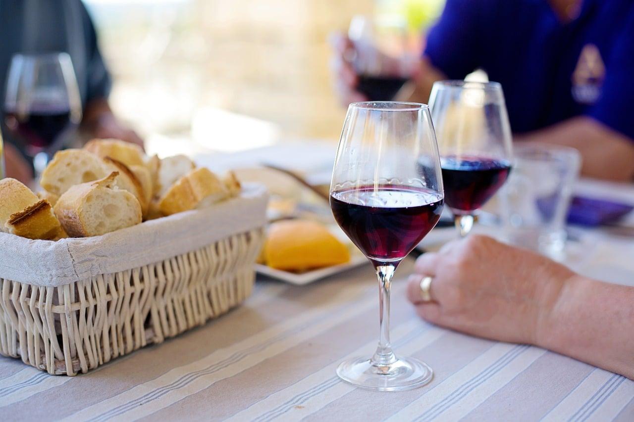 Il vino rosso, un toccasana per la salute