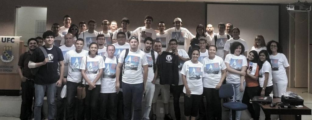 1o Meetup de WordPress em Fortaleza em Agosto de 2015