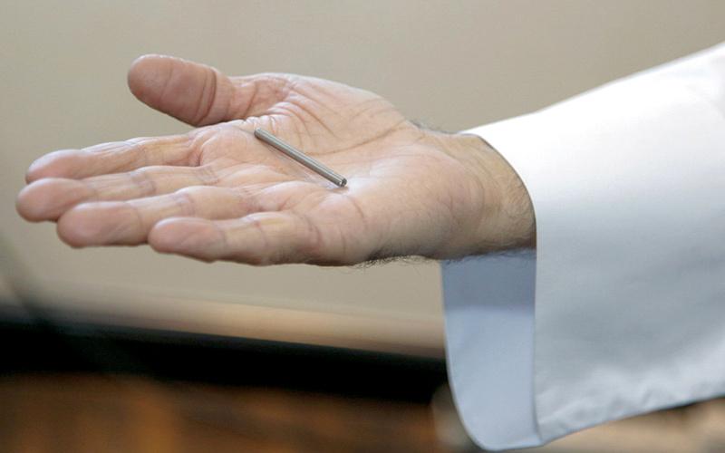 شريحة علاج السكري في الدولة عقب اعتمادها من Fda محليات