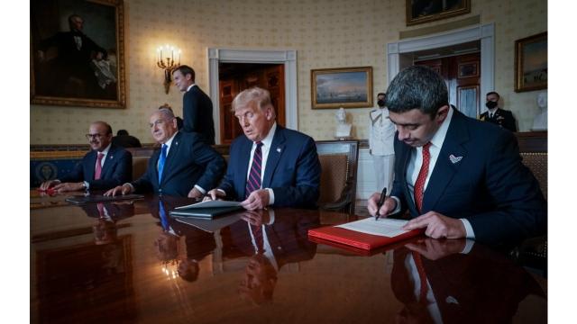 ترامب يستقبل عبدالله بن زايد في البيت الأبيض سياسة أخبار من المصدر