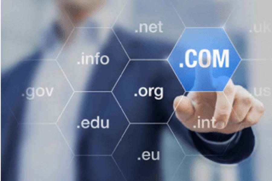 Elección de un nombre de dominio
