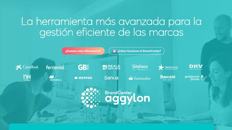 BrandCenter Aggylon herramienta avanzada gestion de marca