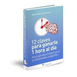 Guía gratuita las 12 Claves para ganarle 1 hora al día