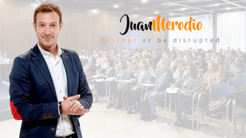 Juan Merodio experto en Marketing Digital