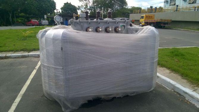 material-novo Emasa investe em equipamentos para melhorar sistema de captação e distribuição